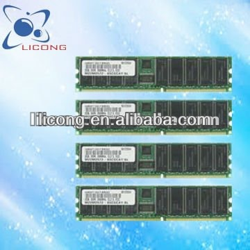 SERVER RAM A6970A 8GB (4X2GB) 266MHZ PC2100 CL2.5 ECC REGISTERED DDR SDRAM DIMM
