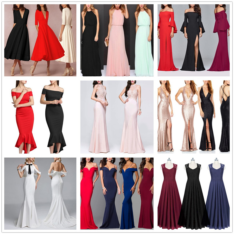 Verano de las mujeres vestidos de estilo nacional que vestidos de las señoras al por mayor