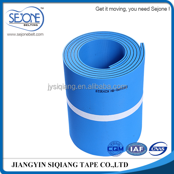 6.0mm antistatic flat belt for printing machine