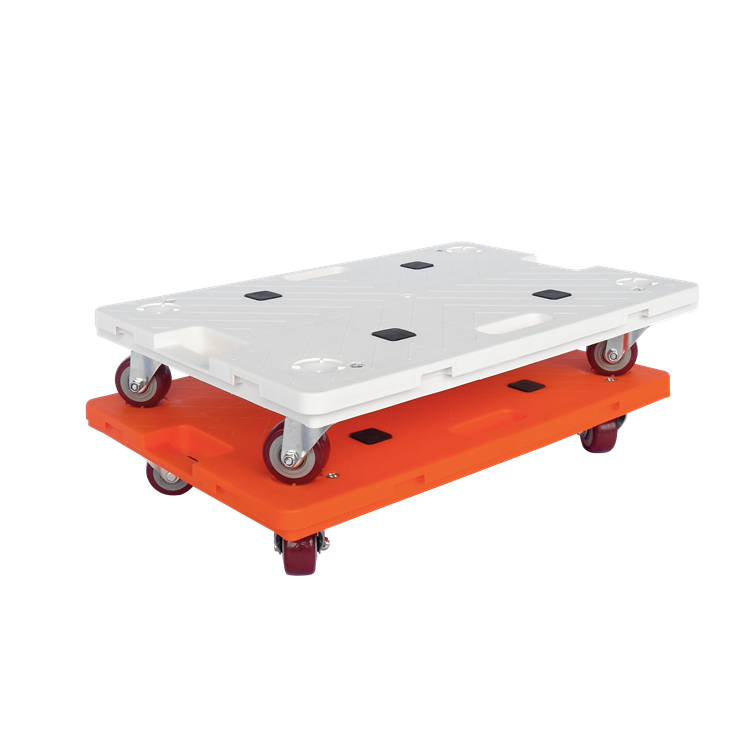 Wholesale PP Plastic Material Wheel Dolly