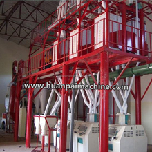 10-200TPD corn milling machine / flour mill machinery prices / maize grinding machine