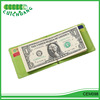 CEM098 Cuichuang Colorful money clip one dollar wallet