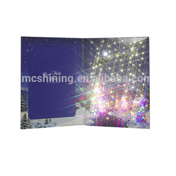 Handmade Led Light Up Christmas Photo Frame Buy Christmas Photo
