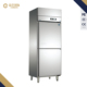 guangzhou Seafood double door upright freezer,granite countertop,commercial refrigerator