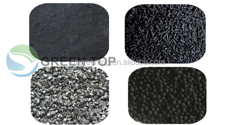 Bulk Steam Coal Activated Carbon For Chemical Industry