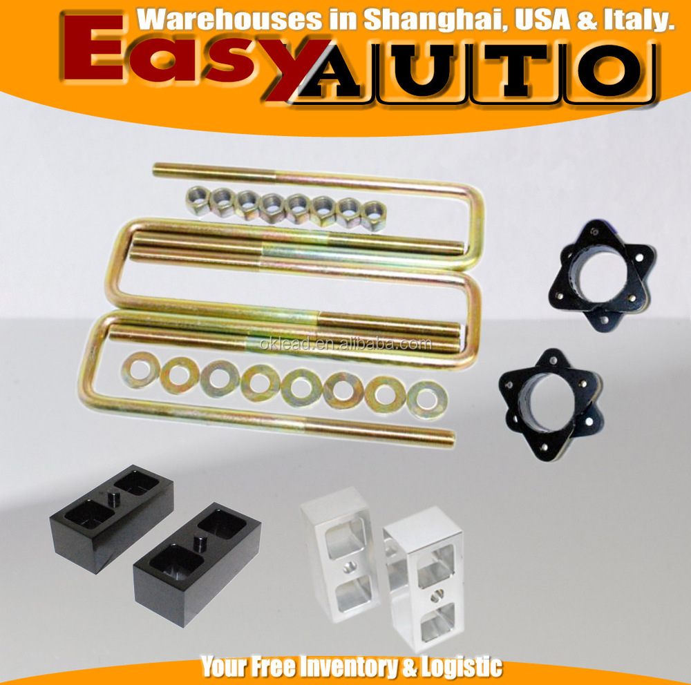 "2007-2014 Chev*y Silverado 1500 2WD/4WD Complete Suspension Lift Leveling Kit 3"" + 2"" New Body Style 6 LUG ONLY"