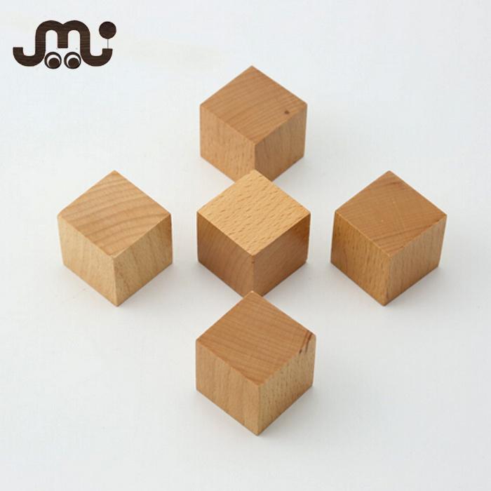 10 pine wooden cubes,building blocks,bricks,chamfered,70mm square,crafts,arts