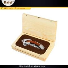 Export Quality Compact Stainless Waiters Wine Bottle Opener Waiter'S Style Accessories