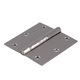 "Dongguan Supplier 3.5"" X 5/8 Radius American Square Steel Door Hinge"