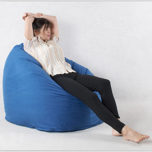 outdoor lazy waterproof beanbag chair,sitting foam filling waterproof bean bag chair