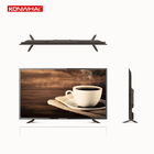 solar television 24 32 inch led smart tv wifi android on tv stand
