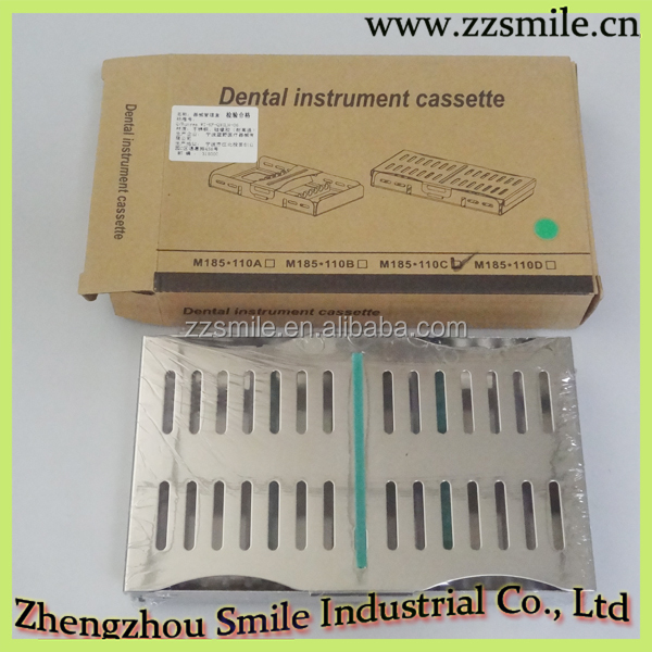 Dental Equipment Management Box/dental Equipment Box/Dental Instrument Supplies Stainless Sterilization Trays