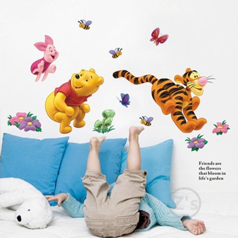 Aliexpress.com : Buy Winnie The Pooh Wall Sticker Home