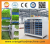Best quality and large capacity of hydroponic fodder machine / fodder grass machine