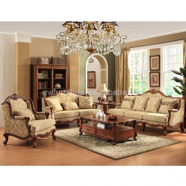 Italian Living Room: Classic Italian Antique Living Room Furniture