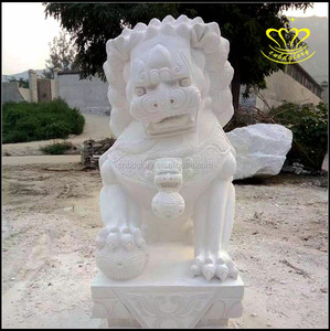 Wholesale for Sale Chinese Stone Fu Dog Statues