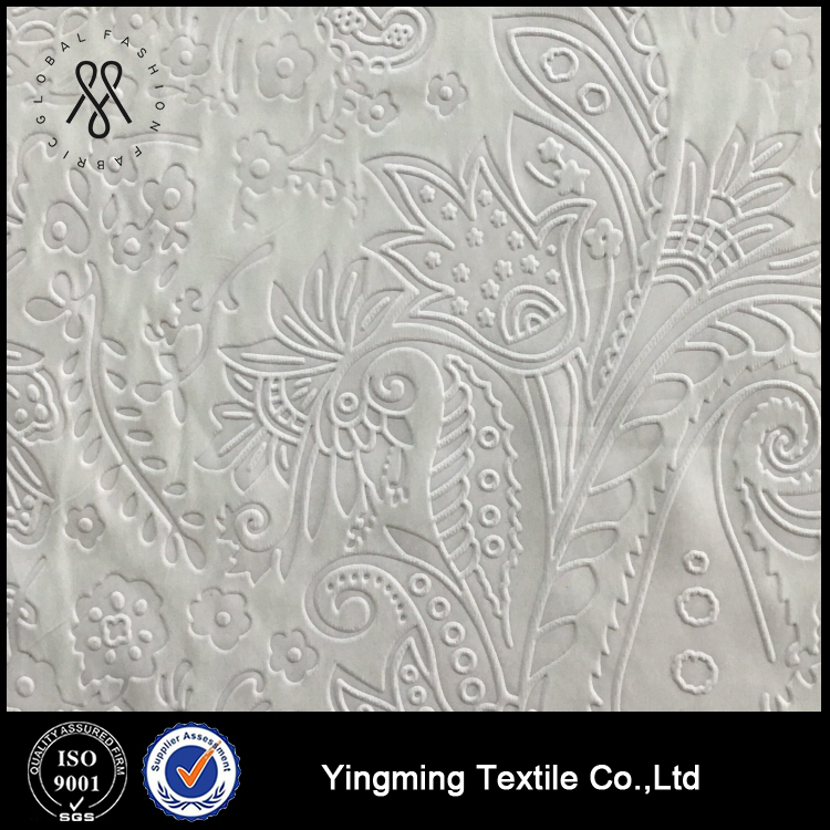 Embossed stretch velvet fabric, for fashion garments,lady's dress, skirt,underwear,home textile