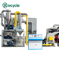 Electric Computer E Waste Scrap Pcb Recycling Machine /Circuit Board Recycling Metal E Waste Pcb Board Plant Recycling Machine