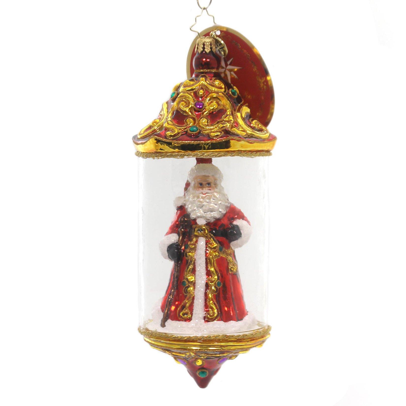 get quotations christopher radko victorian vessel christmas ornament