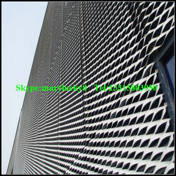 Architectural Expanded Metal Screens/decorative Expanded Metal ...
