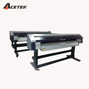 Trade assurance 1440 dpi 1.8m tarpaulin sky color eco solvent printer