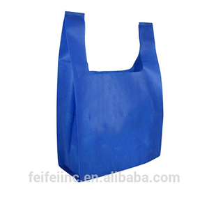 China Product Biodegradable Promotional T-Shirt Recycle Bag