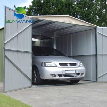 Cheap Price Light Steel Frame Portable Folding Car Garage ...