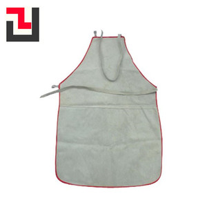 Working safety apron/Welding trousers/Leather gloves/Elbow arm