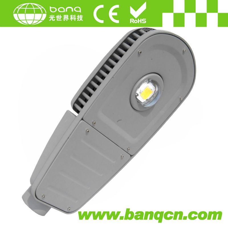 Banq Hot-sale 50w Solar Led Street Light,90-100lm/w Single Led ...