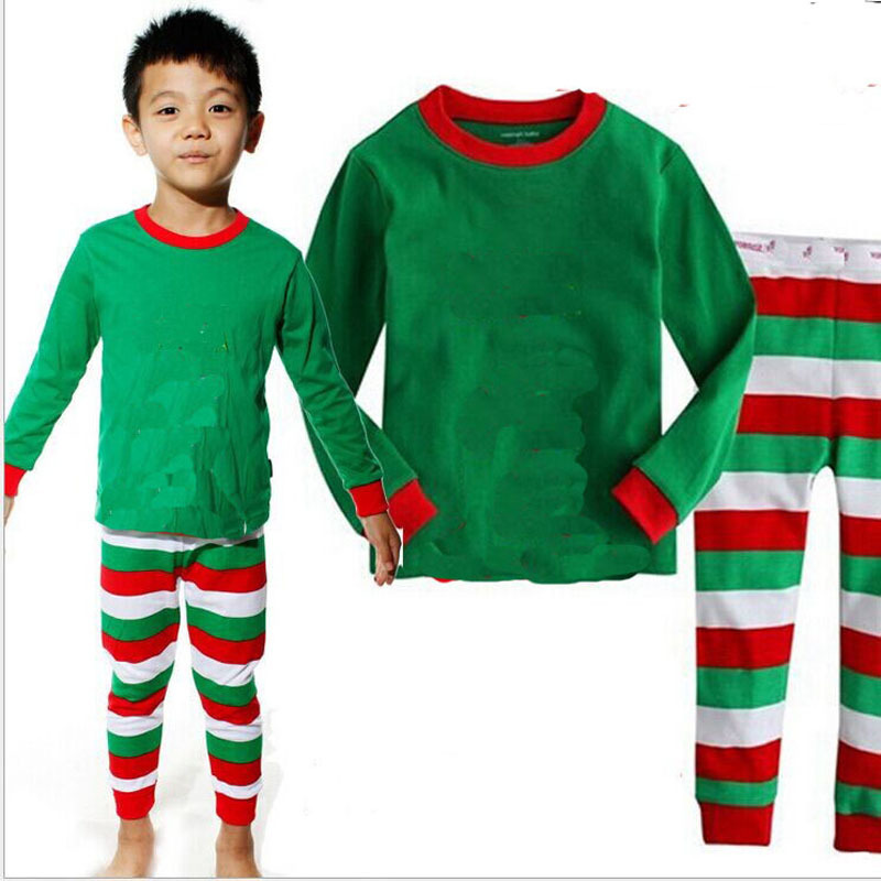 get quotations christmas pijama infantil baby boys and girls kids pajamas baby clothing sets pijamas kids 2 - Childrens Christmas Pyjamas