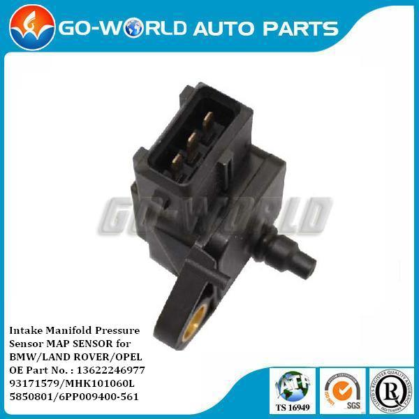 Brand New, OEM Quality MAP Manifold Air Pressure Sensor Vehicle Part for BMW X5, 5.3.7 Series 13622246977 ,2246 977