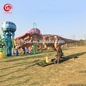 Carnival Equipment Life-size Dinosaur Models Robotic Dinosaur Toys Model