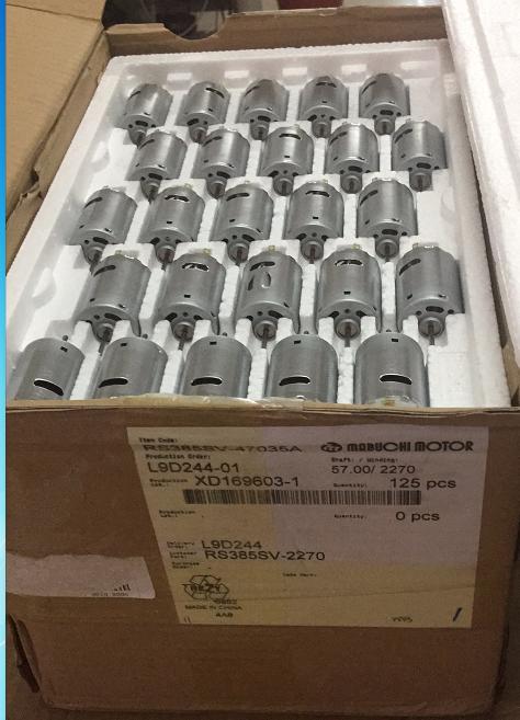 Rs-385sa-2270 Dc Motor,High Torque And Lightweight Motor - Buy Dc Motor  Rotator,Elctric Engine Japan,20v Small Motor Product on Alibaba com