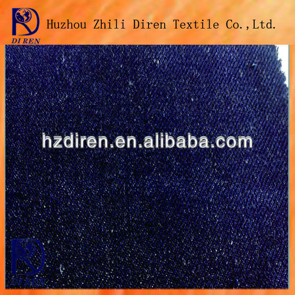 100% cotton thickening twill denim fabric china made manufacture