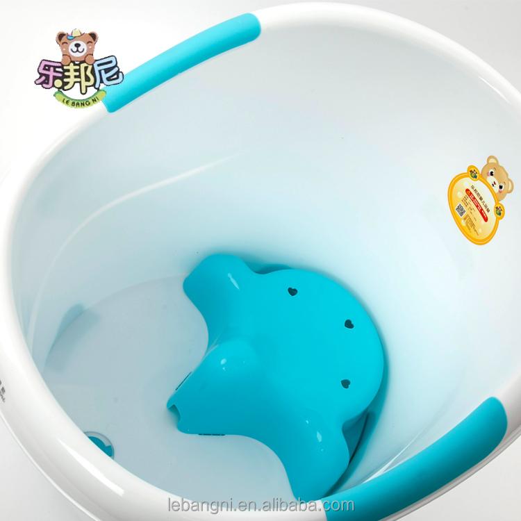 Comfortable Deep Freestanding Bath Tub/large Round Plastic Baby ...