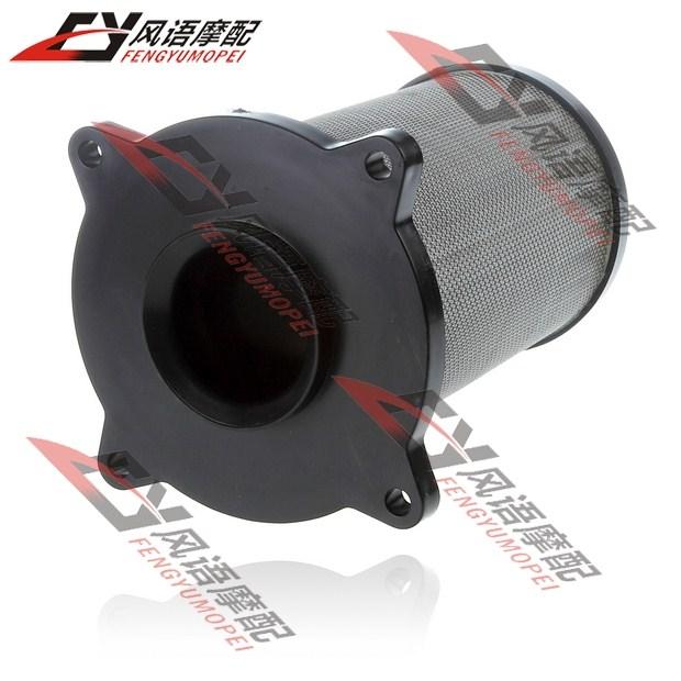 Для Suzuki бандит 250/400 74A / 75A / 77A / 79A английский зума / раздражение 400 воздушный фильтр мотоцикл части