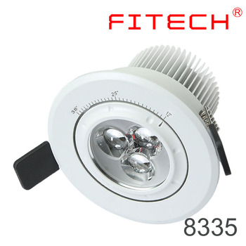 7w Ce Focusable Cabinet Led Mini Spot Light With Furniture Display ...