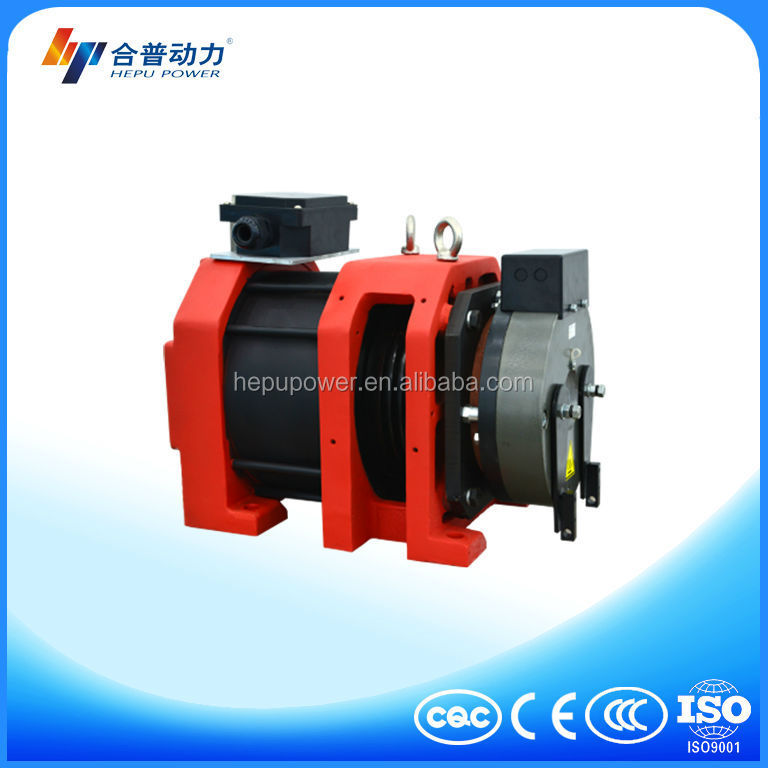 WTD2-P 630KG high efficiency elevator gearless traction machine with elevator controller price