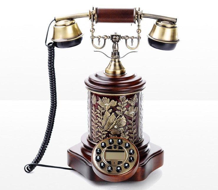 professional design Antique Hotel Phone