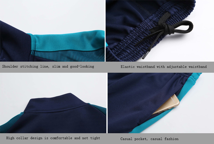 Cheap customized NICE quality sports jogging sportswear tracksuits for men