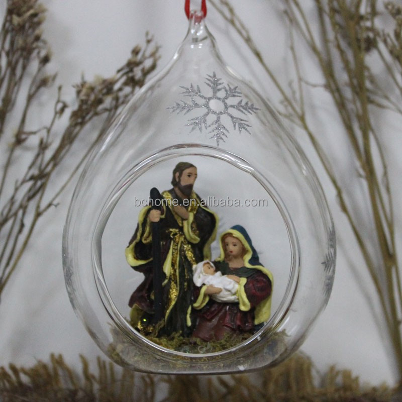 Nativity At Night Glass Ball Religious Christmas Ornament: List Manufacturers Of Zafu Round Meditation Cushion, Buy