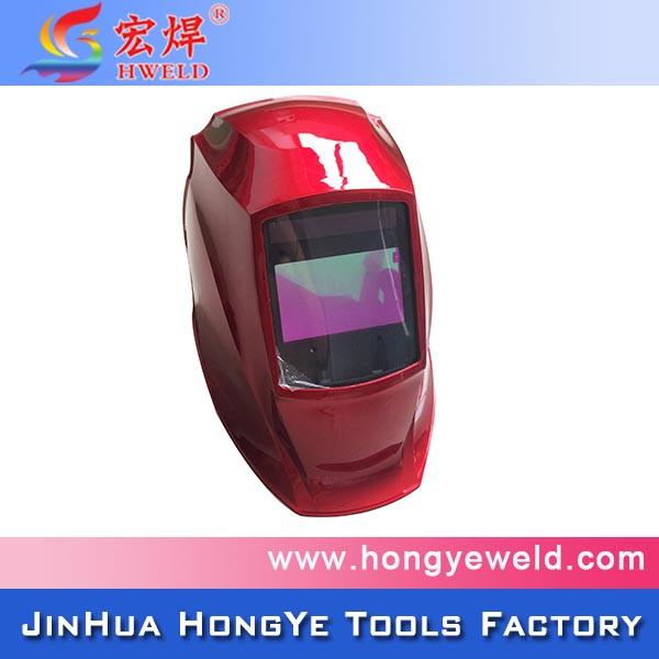 Nylon Helmet Material Auto Darkening Welding Helmet/mask Chinese ...