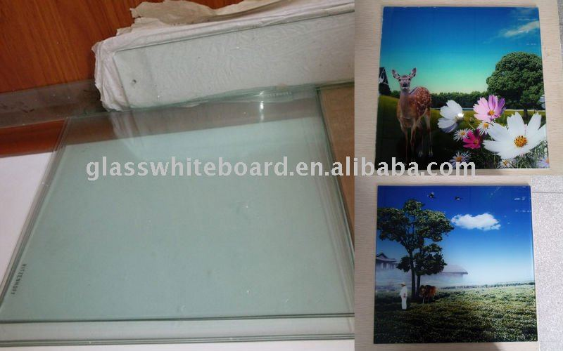 Customized tempered glass for Photo frame