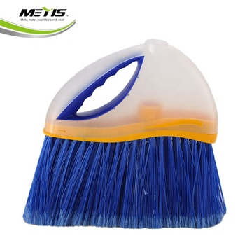 Factory direct price wholesale broom for cleaning Indoor and outdoor soft plastic broom