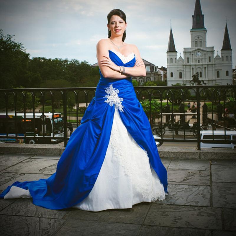 Online Get Cheap Royal Blue Wedding Dresses -Aliexpress
