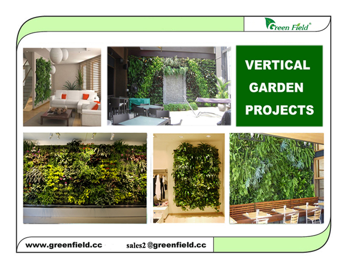 Self watering vertical garden sustem indoor watering for Vertical garden wall systems