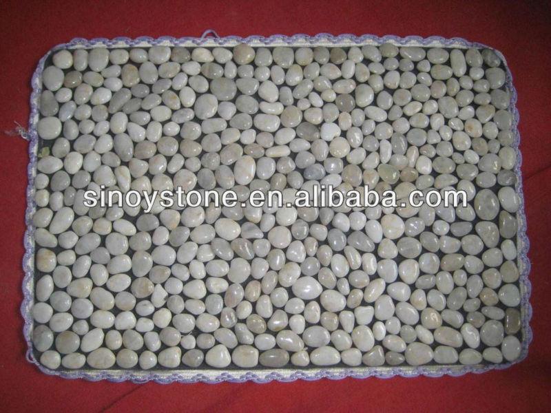 Vloeren met keien keramische tegels voor binnen bij all import