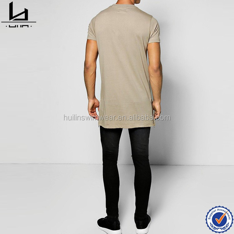 Wholesale Fitness Apparel Make Your Own T Shirts Design T