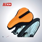 MLD MTB bike Saddle Cover Mountain Road Bike Seat Cushion Soft Cycling Gel Seat 3D Pad Saddle Cover Bicycle Accessories