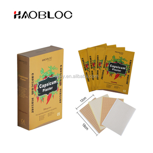 Chinese Herbal Medicated Pain Patch, Capsaicin Pure Herbal Plaster , Top Popular Products